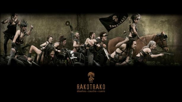 Tribu rakotrako. Diseños alternativos y artesanales en cuero y caucho
